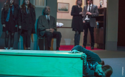 연극 〈트리스테스 ― 슬픔의 섬〉 스틸컷